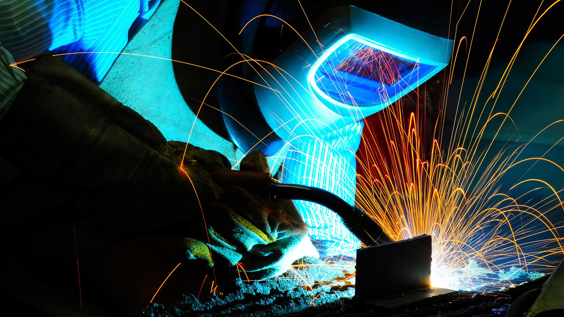 Burnaby Welder and Welding